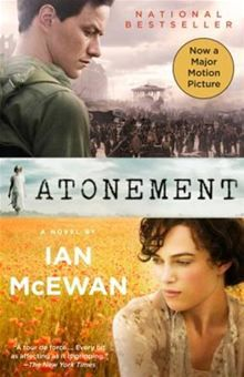 Remember the movie with Keria Knightley? Check out the book! Atonement By: Ian McEwan. Click Here to buy this eBook: http://www.kobobooks.com/ebook/Atonement/book-ynvA49pB5UmG0Vh9H7g9LA/page1.html?s=Ez6MQWw-dUmEa_9vRdtzgQ=4# #kobo #ebooks