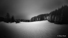 Foggy winter in monochrome... | by Iltsev