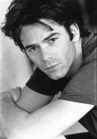 Billy Burke - loved him as Chief Swan in the Twilight Saga, but watching him in Revolution - I realize I think he's very sexy!