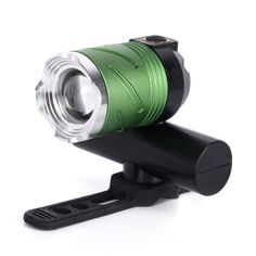 T6 10W 3-Shifts Rechargeable USB Bicycle Light 18650 Front Bike Light for Safety Road Mountain Flashligh