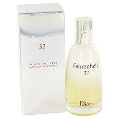 Fahrenheit 32 by Christian Dior Eau De Toilette Spray 1.7 oz (Men)