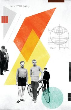 Image result for contemporary collage posters