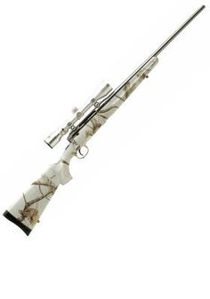 Cabelas Canada - Firearms-Reloading - Centerfire Rifles - Bolt Action Rifles - Savage Axis XP Snow Camo Bolt Action Rifle w/ Scope