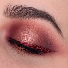 "- NABLA Cosmetics (@nablacosmetics) on Instagram: ""This fabulous dark ruby red eyeliner is 'CRUEL JEWEL' Pinterest: miathegemini1"