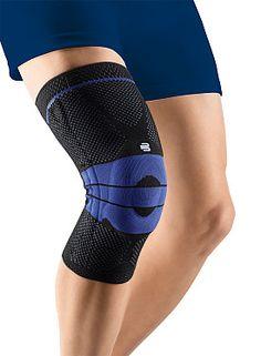 Knee Brace. Haha I'm wearing this