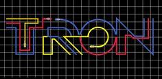 Tron Lightcycle Logo by sprywolf @deviantART