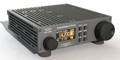The New CommRadio CTX-10 QRP
