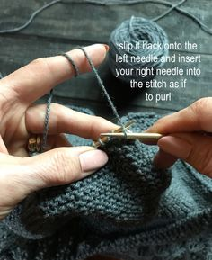 For most projects, doing a basic bind off is fine, but some projects require a special bind off. I will never forget a scarf I made many years ago where I did a basic bind off. To my horro…