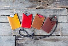 3621 V Pocket Card Holder Buttero by HEVITZ on Etsy