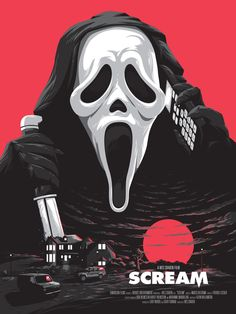 Scream by Matthew Florey Rowan