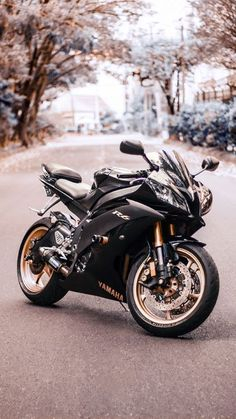 The latest iPhone11, iPhone11 Pro, iPhone 11 Pro Max mobile phone HD wallpapers free download, yamaha r6, yamaha, motorcycle, bike, black, side view - Free Wallpaper | Download Free Wallpapers