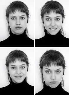 Lou De Laage - wow actually in love Mullet Hairstyle, My Hairstyle, Girl Hairstyles, New Hair, Your Hair, Baby Bangs, Corte Y Color, Face Expressions, Hair Inspo