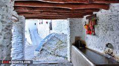 Tinao y fuente en Trevélez