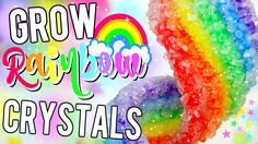 DIY Rainbow Crystals! Cool Science Experiment! DIY Tumblr Room Decorations! How To Grow Crystals! Hey beautiful people! Today's video is SO COOL because i'll...