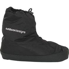 Buy Outdoor Designs Men s Down Bootie Large b5c17ac55