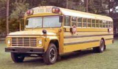 Ford School Bus Parts Old School Bus, School Buses, Vintage School, Busses, Old Skool, My Guy, Vintage Cars, Ford, Trucks