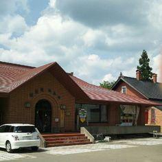 阿仁合駅近くの伝承館と異人館。鉱山で栄えた阿仁を知るならこちらへ。 Photo by taira_fujita • Instagram
