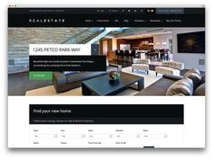 50 Stylish and Responsive Real Estate WordPress Themes (Part 2) ➤ To see more news about The Most Expensive Homes around the world visit us at www.themostexpensivehomes.com #mostexpensive #mostexpensivehomes #themostexpensivehomes @expensivehomes