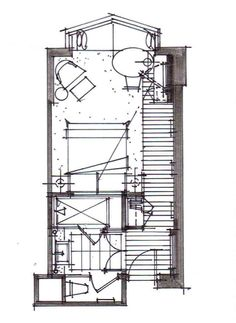 BDA&CNW Asia Hotel Beijing Apartment Layout, Apartment Plans, Design Hotel, Small House Plans, House Floor Plans, Floor Plan Sketch, Resort Plan, Hotel Floor Plan, Hotel Interiors
