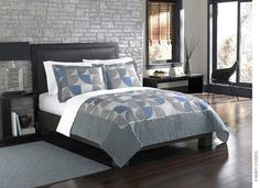 """vince camuto """"montmartre"""" bedding collection 
