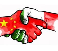 An agreement for the Italian graduates who want to work in China