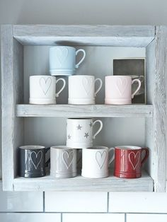 Mugs by Bastion Collections