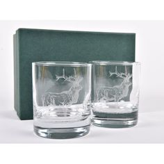 For a wonderful gift for a countryside or wildlife enthusiast, look no further than this pair of Red Deer Stag Whisky Tumblers. The glasses have. Red Deer, Bottle Stoppers, Pint Glass, Wildlife, Pairs, Wine, Glasses, Country