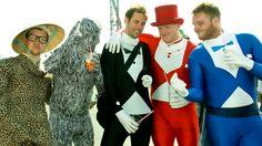 Kostümparty am Ring /// Copyright SWR #rar #rockamring