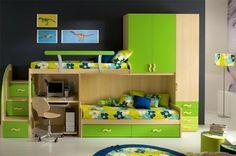 Ev Dekorasyonu | Ev Tasarımı: Çocuk Odası Ranza Modelleri