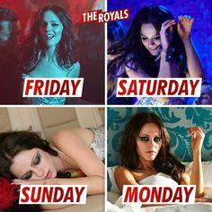 I love the Royals!