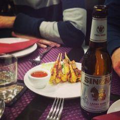 Restaurante Little Bangkok - Reus, Cataluña
