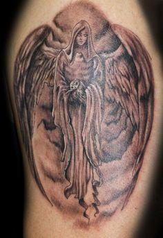 angel+tattoos+for+men