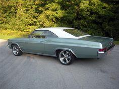 1966 Impala SS for Sale | 1966 CHEVROLET IMPALA SS Lot 392 | Barrett-Jackson Auction Company