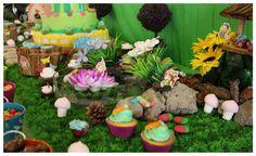 Candy bar - Naturaleza y Hadas 5