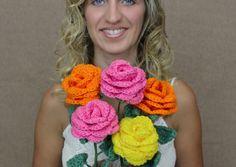 Crochet+Rose+Pattern+
