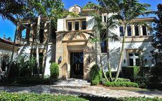 Joie de Vivre, the luxurious estate located in The Old Estates area in Boca Raton, FL