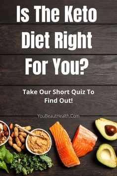 The Keto Diet is hot right now, but will it work for you? Take our short Keto quiz to find out! Healthy Diet Plans, Healthy Tips, Healthy Eating, Healthy Recipes, Clean Eating, Ketogenic Diet Plan, Wellness, Keto Snacks, Best Diets