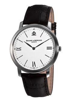 Baume & Mercier watch