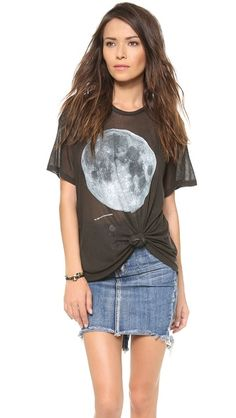 Wildfox Blue Moon T-Shirt