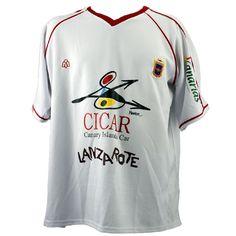UD Lanzarote football shirt (away - XXL) Vintage Football Shirts, Mens Tops, Fashion, Lanzarote, Moda, Fashion Styles, Fashion Illustrations