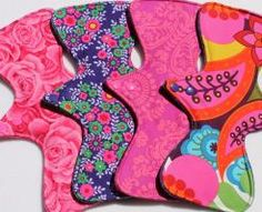 Environmenstrual Modern Cloth Pads - Cloth Pad / Mama Cloth Reviews