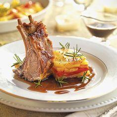 "Menú navideño ""last minute"": 3 opciones para triunfar Canapes, Food Inspiration, Good Food, Brunch, Food And Drink, Pork, Dinner, Cooking, Recipies"