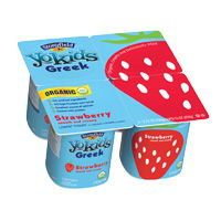 55¢ off 4-pack of Stonyfield YoKids Greek Organic Yogurt