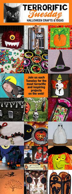 halloweenie crafts