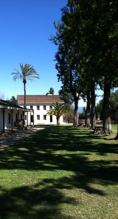 One of the original haciendas in the San Fernando Valley. We treasure this historic landmark.