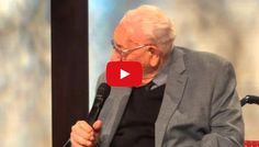 """George Beverly Shea at nearly 103 years old, """"How Great Thou Art"""" - Must Watch"""