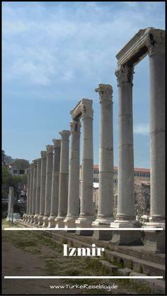 Agora of Smyrna Izmir Egypt Travel, Africa Travel, Antalya, Smyrna Turkey, Visit Turkey, Hotels, Western Coast, Turkey Travel, Travel Agency