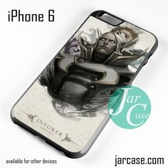 Dota 2 Invoker (2) Phone case for iPhone 6 and other iPhone devices