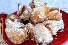 Gogosi turnate cu lingura Pretzel Bites, French Toast, Sweet Tooth, Muffin, Sweets, Bread, Breakfast, Desserts, Food