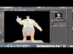Multipass y Post-Produccion en Cinema + Photoshop Cinema 4d Tutorial, 3d Tutorial, Cinema 4d Render, Cgi, Lightning, Software, Tutorials, Animation, Animals